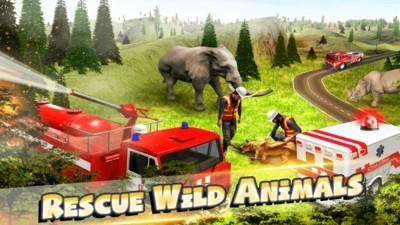 动物营救模拟器
