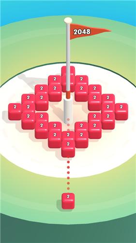 2048旋转方块游戏安卓版
