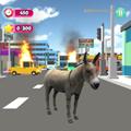 狂暴驴模拟器中文汉化版1.0最新版