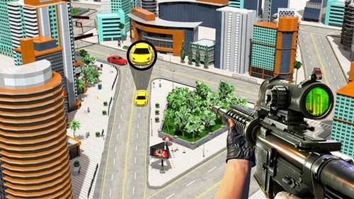 狙击手交通杀手游戏手机版