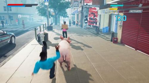 滑板猪模拟器手机版