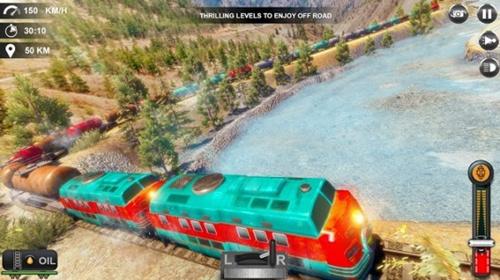 油轮火车模拟器汉化版