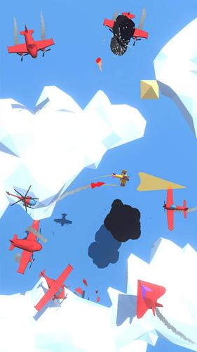 轰炸飞机游戏安卓版
