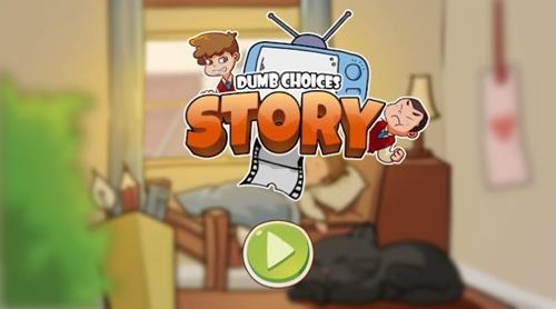 蠢蠢的选择故事游戏中文版