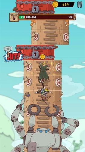 塔之猎人游戏