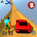 英雄赛车坡道竞速手游车辆全解锁版0.04安卓版