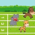 动物竞赛益智脑练游戏早教版1.0.0免费版