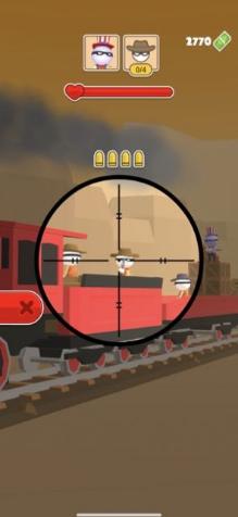西部狙击手无限金币版