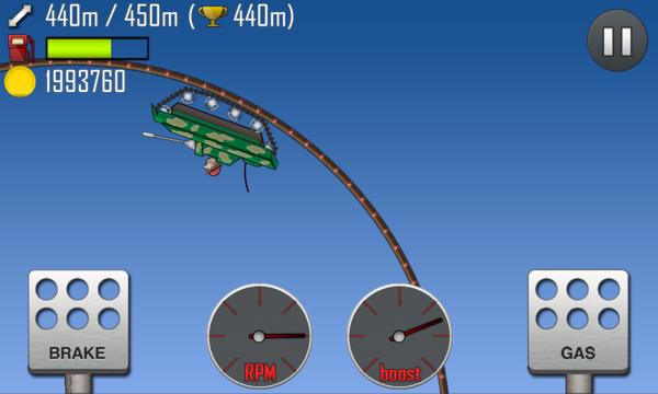登山赛车app